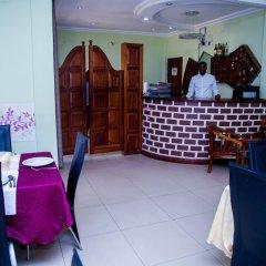 Отель Résidence Hôtelière de Moungali Республика Конго, Браззавиль - отзывы, цены и фото номеров - забронировать отель Résidence Hôtelière de Moungali онлайн спа