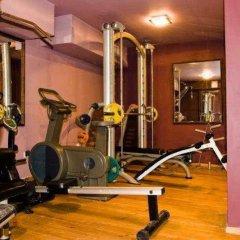 Отель Eagles Nest Aparthotel Болгария, Банско - отзывы, цены и фото номеров - забронировать отель Eagles Nest Aparthotel онлайн фитнесс-зал фото 3