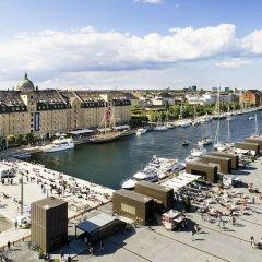 Copenhagen Admiral Hotel пляж фото 2