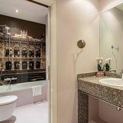 Отель Starlight Suiten Hotel Renngasse Австрия, Вена - 4 отзыва об отеле, цены и фото номеров - забронировать отель Starlight Suiten Hotel Renngasse онлайн ванная фото 2