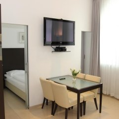 Отель Lifestyle Apartments Wien Австрия, Вена - отзывы, цены и фото номеров - забронировать отель Lifestyle Apartments Wien онлайн комната для гостей фото 2