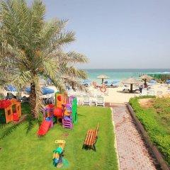 Beach Hotel Sharjah пляж фото 2