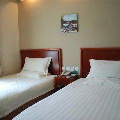 GreenTree Inn Chengdu Kuanzhai Alley RenMin Park Hotel комната для гостей