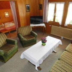 Отель La Pernette комната для гостей