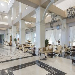 Titanic Deluxe Golf Belek Турция, Белек - 8 отзывов об отеле, цены и фото номеров - забронировать отель Titanic Deluxe Golf Belek онлайн интерьер отеля фото 2