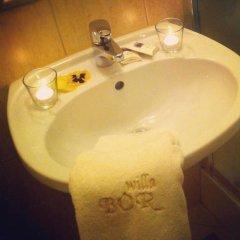 Отель Willa Bór ванная фото 2