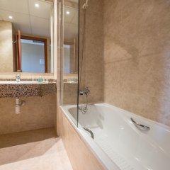 Отель California Palace ванная