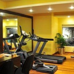 Отель Kyriad Prestige Calangute Goa Индия, Гоа - отзывы, цены и фото номеров - забронировать отель Kyriad Prestige Calangute Goa онлайн фитнесс-зал фото 4