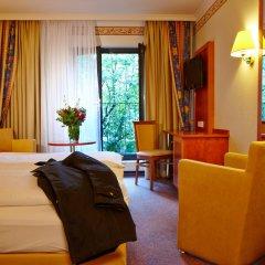 Отель Concorde München Германия, Мюнхен - 1 отзыв об отеле, цены и фото номеров - забронировать отель Concorde München онлайн комната для гостей фото 2