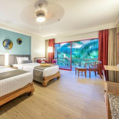 Отель Krabi Thai Village Resort комната для гостей фото 2