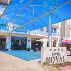 Отель Royal Золотые пески гостиничный бар