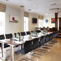 Thistle Trafalgar Square Hotel Лондон помещение для мероприятий