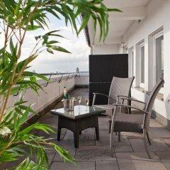 Hotel Asahi Дюссельдорф балкон