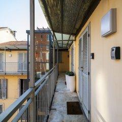 Отель Cadorna Suites балкон