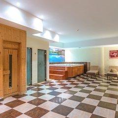 Отель Hawaii Riviera Aqua Park Resort сауна