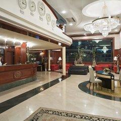 Grand Hotel Minareto интерьер отеля