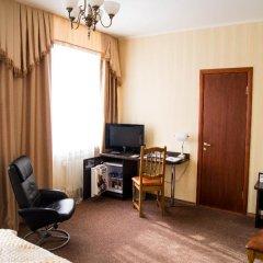 Гостиница Вояжъ 3* Стандартный номер с двуспальной кроватью фото 9