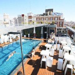 Hotel Santo Domingo бассейн фото 2