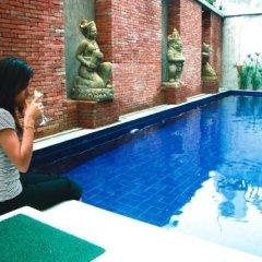 Отель Twin Hotel Таиланд, Пхукет - отзывы, цены и фото номеров - забронировать отель Twin Hotel онлайн бассейн фото 2