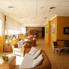 Hotel Rural Mirasierra интерьер отеля