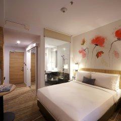 Отель Hilton Garden Inn Kuala Lumpur Jalan Tuanku Abdul Rahman South комната для гостей фото 2