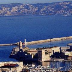 Отель Aparthotel Adagio Marseille Vieux Port Франция, Марсель - 3 отзыва об отеле, цены и фото номеров - забронировать отель Aparthotel Adagio Marseille Vieux Port онлайн фото 5