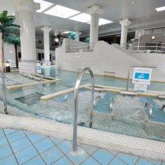 Aso Villa Park Hotel Минамиогуни бассейн