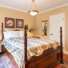 Отель English Bay Inn Bed and Breakfast Канада, Ванкувер - отзывы, цены и фото номеров - забронировать отель English Bay Inn Bed and Breakfast онлайн комната для гостей фото 5