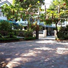 Отель Betel Garden Villas парковка