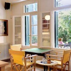 Отель Artistic neoclassical residence Греция, Афины - отзывы, цены и фото номеров - забронировать отель Artistic neoclassical residence онлайн питание