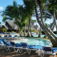 Отель VIK Hotel Arena Blanca - Все включено Доминикана, Пунта Кана - отзывы, цены и фото номеров - забронировать отель VIK Hotel Arena Blanca - Все включено онлайн пляж фото 2