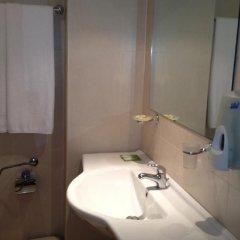 Отель Vezhen Hotel Болгария, Золотые пески - отзывы, цены и фото номеров - забронировать отель Vezhen Hotel онлайн ванная