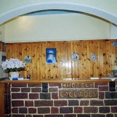 Отель Cyclades Греция, Остров Санторини - отзывы, цены и фото номеров - забронировать отель Cyclades онлайн спа фото 2