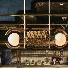 Отель Rosewood Bangkok Бангкок гостиничный бар