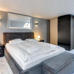 Отель Apartinfo Waterlane Apartments Польша, Гданьск - отзывы, цены и фото номеров - забронировать отель Apartinfo Waterlane Apartments онлайн комната для гостей
