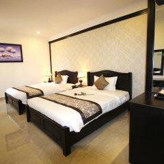 Отель Royal Dalat Далат сейф в номере