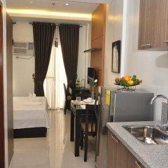 Отель Rishan Village Residences Филиппины, Пампанга - отзывы, цены и фото номеров - забронировать отель Rishan Village Residences онлайн комната для гостей фото 3