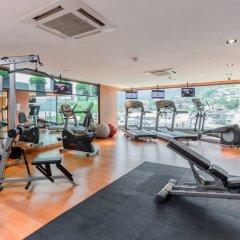 Отель The Charm Resort Phuket фитнесс-зал фото 2