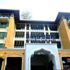 Отель Dang Derm Бангкок парковка