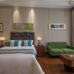 Отель Yimin Gold Olives Apartment Китай, Шэньчжэнь - отзывы, цены и фото номеров - забронировать отель Yimin Gold Olives Apartment онлайн комната для гостей фото 4
