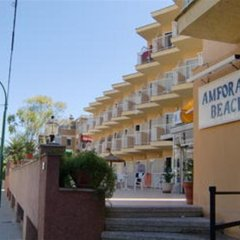 BQ Amfora Beach Adults Only Hotel парковка