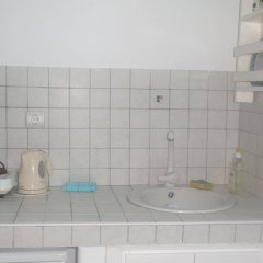 Отель Princess Santorini Villa Греция, Остров Санторини - отзывы, цены и фото номеров - забронировать отель Princess Santorini Villa онлайн ванная