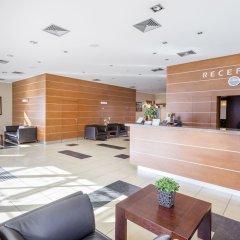 Отель BACERO Вроцлав интерьер отеля
