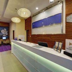 Гостиница Hampton by Hilton Волгоград Профсоюзная интерьер отеля фото 2