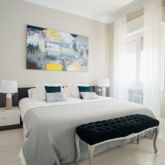 Отель Heima Homes Salamanca District Retiro Park Мадрид комната для гостей