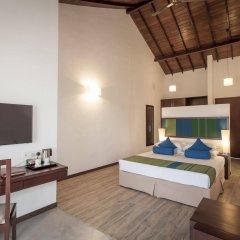 Отель The Calm Resort & Spa комната для гостей