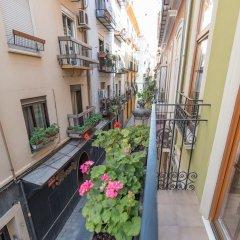 Отель Musico Art Flat Испания, Валенсия - отзывы, цены и фото номеров - забронировать отель Musico Art Flat онлайн балкон