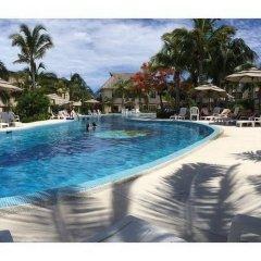 Отель Casa Vacacional Acapulco Residencial Terrasol Diamante 025 бассейн