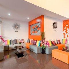 Отель Kata Silver Sand Hotel Таиланд, Пхукет - отзывы, цены и фото номеров - забронировать отель Kata Silver Sand Hotel онлайн интерьер отеля фото 3