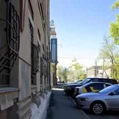 Гостиница Сергиевская парковка